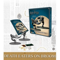 DEATH EATERS ON BROOM - Harry Potter Adventure Game