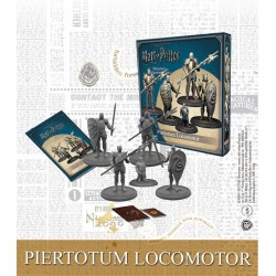 PIERTOTUM LOCOMOTOR - Harry Potter Adventure Game
