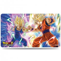 Tapis de jeu + TUBE Dragon Ball Super - Vegeta vs Goku - Ultra Pro