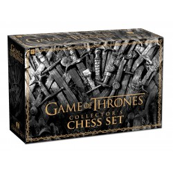 Game of Thrones jeu d´échecs Collector's Set
