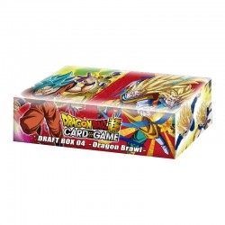 ANGLAIS - Dragon Ball Super Card Game - Draft Box 4