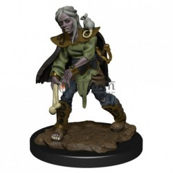 Wizkids Wardlings Painted RPG Figures: Zombie (Male) & Zombie (Female)