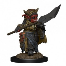 WizKids Wardlings Painted RPG Figures: Goblin (Male) & Goblin (Female)