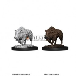 WizKids Deep Cuts Miniatures - Wild Boar