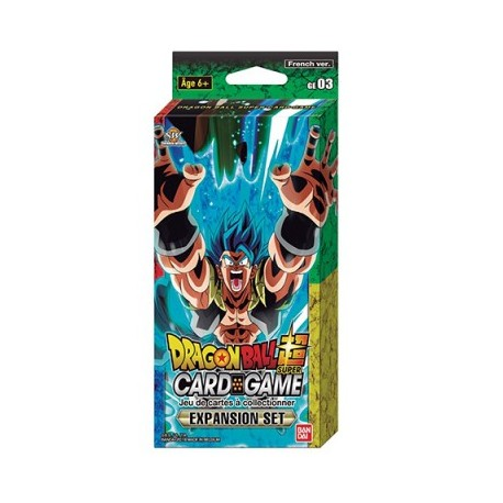 Expansion Set - GE03 - Pack Édition Spéciale - Dragon Ball Card Game