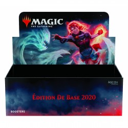 CARTON de 6 Boites de 36 Boosters VF Core Set 2020 - Magic The Gathering