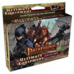 VO - Pathfinder ACG: Ultimate Equipment Add-On Deck