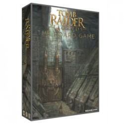 Tomb Raider​ Legends​ - The Board Game