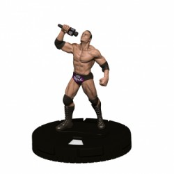 WWE HeroClix: The Rock Expansion Pack