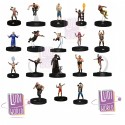 WWE HeroClix: Collection des 18 Figurines