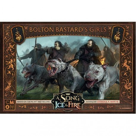 VO - Bolton Bastard's Girls: Song Of Ice and Fire Exp