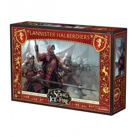 VO - Lannisters Halberdiers: Song Of Ice and Fire Exp