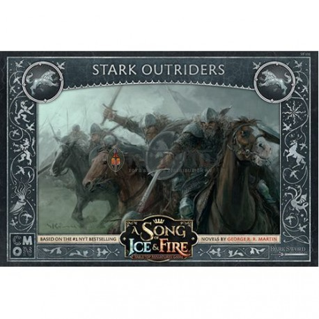 VO - Stark Outriders: Song Of Ice and Fire Exp