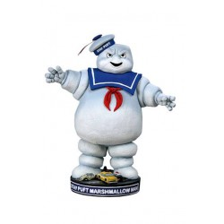 SOS Fantômes Head Knocker Stay Puft 18 cm