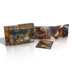 LANKHMAR SAVAGE WORLDS - COFFRET COMPLET