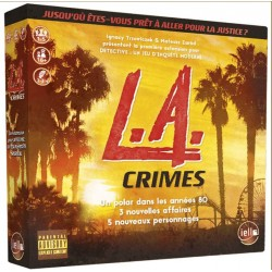VF - DETECTIVE : L.A. CRIMES -IELLO