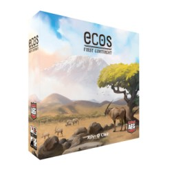 Ecos: The First Continent - EN