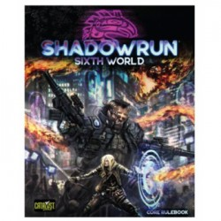 Shadowrun Sixth World Edition - EN
