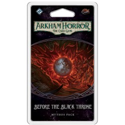 Before the Black Throne - 4.6 Arkham Horror LCG