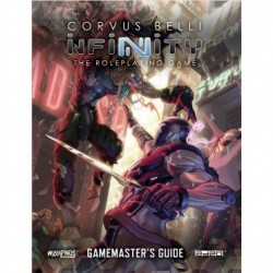 Infinity RPG - Gamemaster's Guide