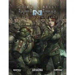Infinity RPG - Infinity Ariadna Supplement - EN