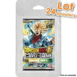 VF - Boite de 24 Boosters de 12 Cartes Union Force - Dragon Ball Super TCG