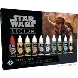 Rebel Paint Set - Star Wars Legions