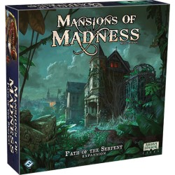 Path of the Serpent - Mansions of Madness