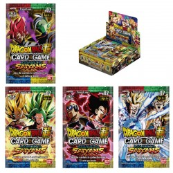 VF - 8 Boosters de 12 Cartes BT 7 Assault Of The Saiyans - Dragon Ball Super TCG