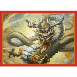 100 Protège-Cartes Magic The Gathering - Global Series: Ancestor Dragon