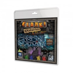 CLANK ! EXPEDITIONS ! L'OR ET LA SOIE