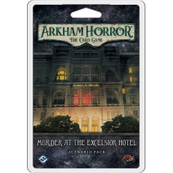 VO - Murder at the Excelsior Hotel - Arkham Horror LCG