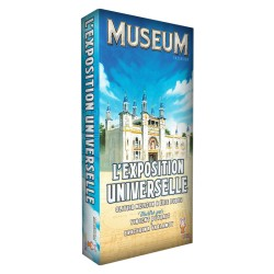 MUSEUM - EXT. L'EXPOSITION UNIVERSELLE