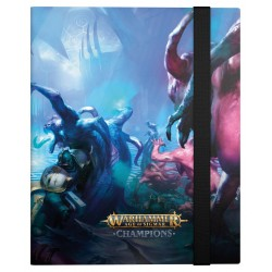 FlexXfolio 360 cartes - 18 Cases Order: Triumphant Smash - Warhammer Age of Sigmar: Champions