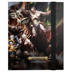 FlexXfolio 360 cartes - 18 Cases Order vs. Death - Warhammer Age of Sigmar: Champions