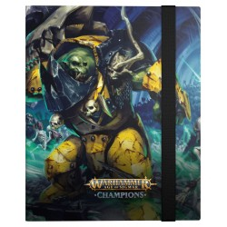 FlexXfolio 360 cartes - 18 Cases Destruction vs. Death - Warhammer Age of Sigmar: Champions