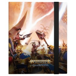 FlexXfolio 360 cartes - 18 Cases Chaos vs. Order - Warhammer Age of Sigmar: Champions