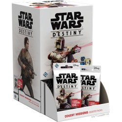 VO - Boite de 36 Boosters Covert Missions - Star Wars Destiny