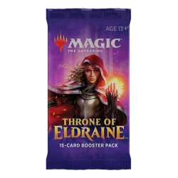 VF - 1 Booster LE TRÔNE D'ELDRAINE / Throne of Eldraine