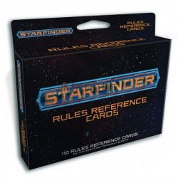 VO - Starfinder Rules Reference Cards Deck