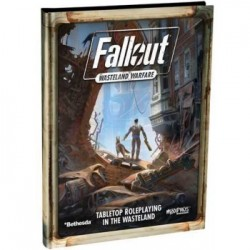 VO - Fallout: Wasteland Warfare - Expansion Book