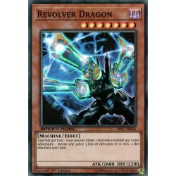 Revolver Dragon - Speed Duel - YuGiOh TCG