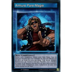 Armure Pare-Magie - Speed Duel - YuGiOh TCG