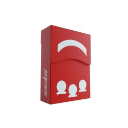 Gamegenic KeyForge Aries Deck Box - Red