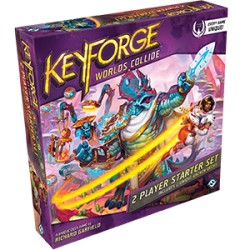 VO - Two-Player Starter Set - KeyForge: Worlds Collide