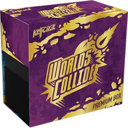 VO - 1 Premium Box - KeyForge: Worlds Collide