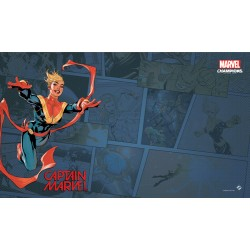 Tapis de Jeu Captain Marvel Marvel Champions: The Card Game