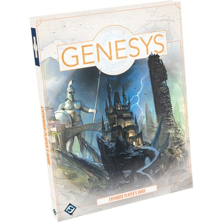 Expanded Player's Guide - Genesys