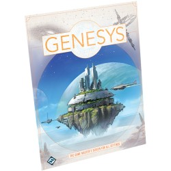 Game Master's Screen - Genesys