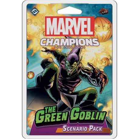 The Green Goblin Scenario Pack - Marvel Champions : The Card Game